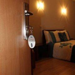 Отель VivaCity Porto Улучшенный номер разные типы кроватей фото 7