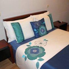 Отель VivaCity Porto Улучшенный номер разные типы кроватей фото 9