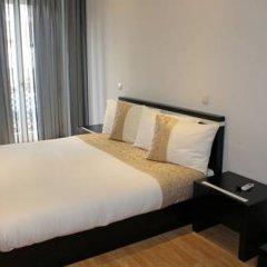 Отель VivaCity Porto Улучшенный номер разные типы кроватей фото 11