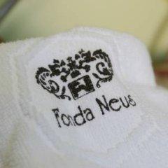 Hotel Fonda Neus Стандартный номер с различными типами кроватей фото 5