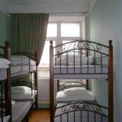 Hostel Stary Zamok Кровать в общем номере двухъярусные кровати фото 2