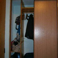 Hostel Stary Zamok Кровать в общем номере с двухъярусными кроватями фото 9