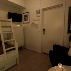 Отель Opsahl Gjestegaard 3* Стандартный номер с двуспальной кроватью фото 7