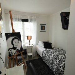 Отель Opsahl Gjestegaard 3* Стандартный номер с различными типами кроватей