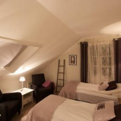 Отель Opsahl Gjestegaard 3* Стандартный номер с двуспальной кроватью