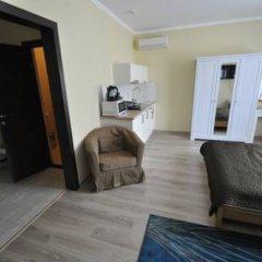 Гостевой дом Лорис Апартаменты с разными типами кроватей фото 50