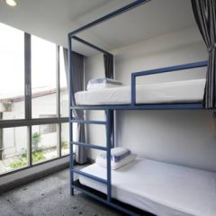 Отель Sino Backpacker Кровать в женском общем номере фото 2