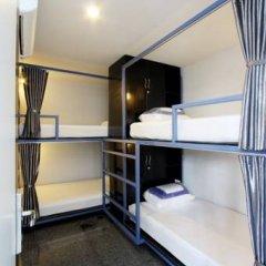 Отель Sino Backpacker Кровать в женском общем номере фото 3