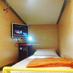 Woke Home Capsule Hostel Кровать в общем номере с двухъярусной кроватью фото 2