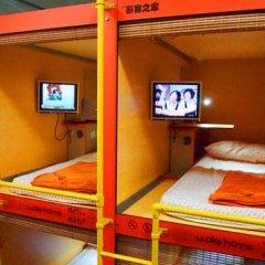 Woke Home Capsule Hostel Кровать в общем номере с двухъярусной кроватью фото 8