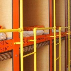 Woke Home Capsule Hostel Кровать в общем номере с двухъярусной кроватью фото 7