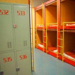 Woke Home Capsule Hostel Кровать в женском общем номере с двухъярусной кроватью фото 6