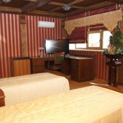 Мини-отель Династия Улучшенный номер с разными типами кроватей фото 7