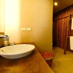 Отель Twin Lotus Koh Lanta 4* Номер Делюкс с различными типами кроватей фото 4
