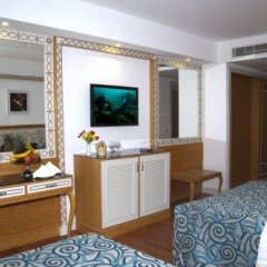 Отель Crystal Waterworld Resort And Spa 5* Стандартный номер фото 6