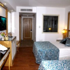 Отель Crystal Waterworld Resort And Spa 5* Стандартный номер фото 7