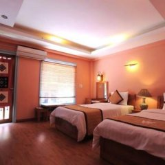 Отель White Lotus 3* Номер Делюкс с различными типами кроватей фото 2