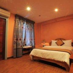 Отель White Lotus 3* Номер Делюкс с различными типами кроватей