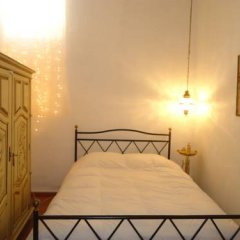 Отель Lindens House 3* Стандартный номер двуспальная кровать (общая ванная комната)
