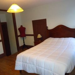 Отель Lindens House 3* Стандартный номер двуспальная кровать (общая ванная комната) фото 7
