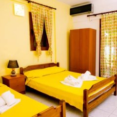 Отель Edra Studios Студия с различными типами кроватей фото 9