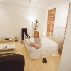 Апартаменты Mama Ro Apartments Студия разные типы кроватей фото 20