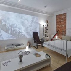 Апартаменты Mama Ro Apartments Студия разные типы кроватей фото 8