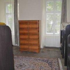 Хостел Комфорт Кровать в общем номере с двухъярусной кроватью фото 5