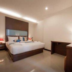 Отель Blue Sky Patong 3* Номер Делюкс с двуспальной кроватью фото 4