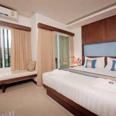 Отель Blue Sky Patong 3* Стандартный номер с двуспальной кроватью фото 5