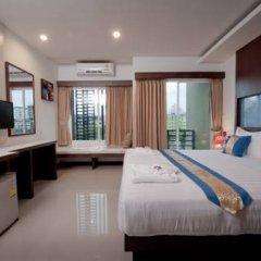 Отель Blue Sky Patong 3* Стандартный номер с двуспальной кроватью фото 6
