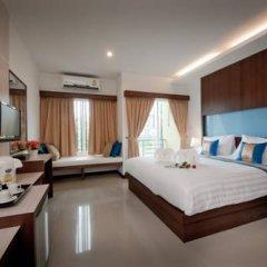 Отель Blue Sky Patong 3* Улучшенный номер с двуспальной кроватью фото 4