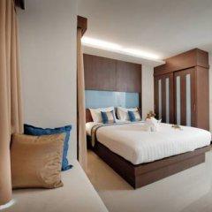 Отель Blue Sky Patong 3* Улучшенный номер с двуспальной кроватью фото 17