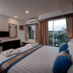 Отель Blue Sky Patong 3* Стандартный номер с двуспальной кроватью фото 2