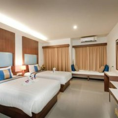 Отель Blue Sky Patong 3* Улучшенный номер с двуспальной кроватью фото 19