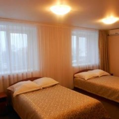 Гостиница AMAKS Центральная Полулюкс разные типы кроватей фото 21