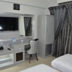 White Fort Hotel Стандартный номер с двуспальной кроватью фото 29