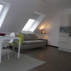 Апартаменты Kunsthaus Apartments Студия фото 25