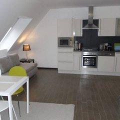 Апартаменты Kunsthaus Apartments Студия
