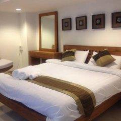 Отель 39 Living Bangkok 3* Апартаменты разные типы кроватей