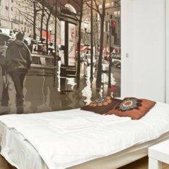 Отель Goodnight Warsaw 3* Студия с различными типами кроватей фото 5