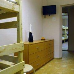 Отель Жилое помещение Dill Кровать в общем номере фото 11