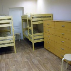 Dill Hostel Кровать в общем номере с двухъярусной кроватью фото 8