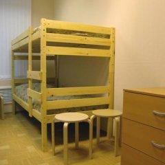 Dill Hostel Кровать в общем номере с двухъярусной кроватью фото 9