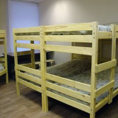 Dill Hostel Кровать в общем номере с двухъярусной кроватью фото 6