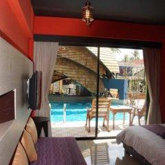 Отель Bhundhari Chaweng Beach Resort Koh Samui 4* Номер Делюкс с различными типами кроватей фото 8