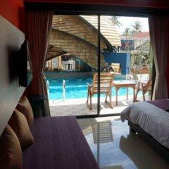 Отель Bhundhari Chaweng Beach Resort Koh Samui 4* Номер Делюкс с различными типами кроватей фото 7