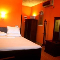 Отель Anjayu Villa - The House Of Ayurveda Стандартный номер с различными типами кроватей