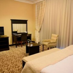 Отель Нью Баку 3* Стандартный номер с различными типами кроватей фото 8