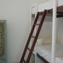 Lisbon Destination Hostel Кровать в общем номере с двухъярусной кроватью фото 4